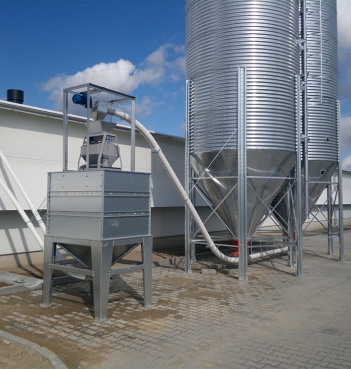 Continuous Batch Feed Weighers Range