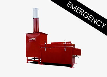 Addfield GM350 Emergency Medical Incinerator