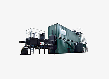 Municipal and General Waste Incinerators for Municipalities and Waste Treatment Centers